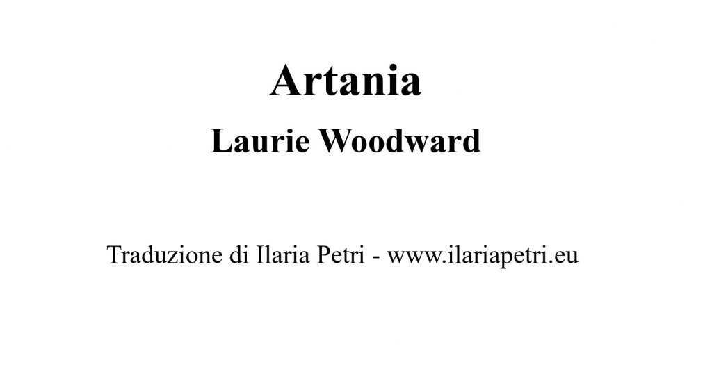 Artania publication new translation project translated by Ilaria Petri