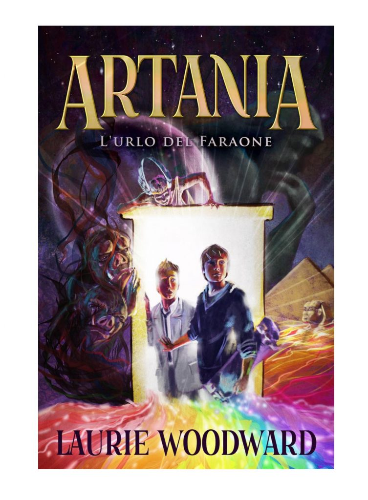 Artania translation project new publication soon from English to Italian main translator Ilaria Petri